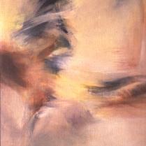 Huile sur toile,130 x 95 cm, 1988