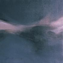 Huile sur toile, 45 x 45 cm, 1988