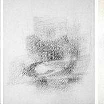 Sans titre. Mine de plomb sur vélin d'Arches, [22 x 19 cm] x 3, 2002