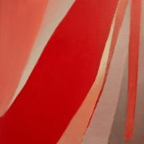 """""""A Audrey Perez"""". Acrylique sur bois, 120 x 98 cm, 2010"""