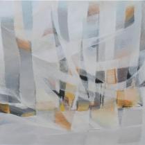 Acrylique sur bois, 100 x 100 cm, 2017