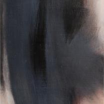 Huile sur toile, 75 x 50 cm, 1988