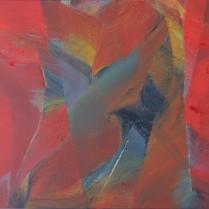 Acrylique sur toile, 80 x 120 cm, 2017