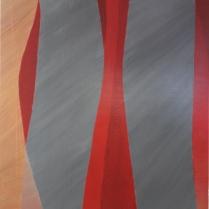 Acrylique sur bois, 155 x 110 cm, 2009