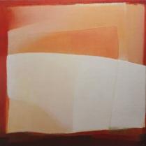 Acrylique sur bois, 100 x 100 cm, 2011